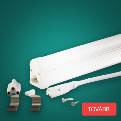 T5 led fénycsövek