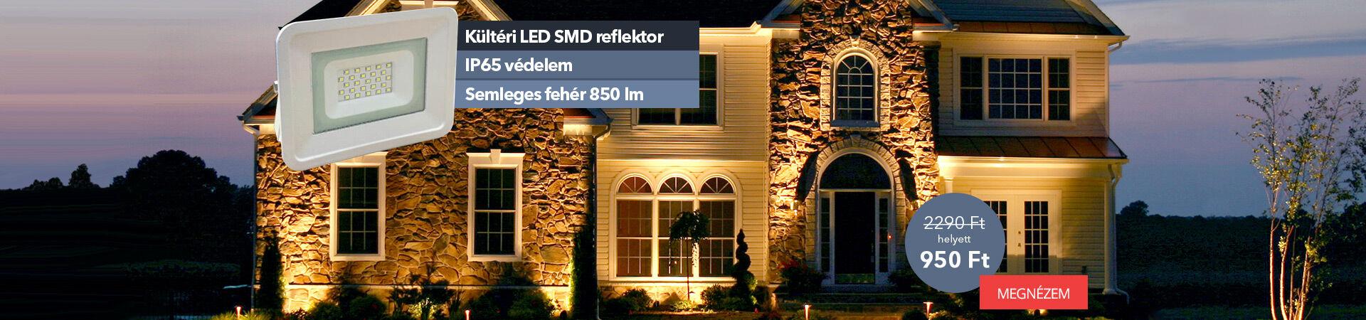 Kültéri LED SMD reflektor