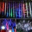 Ledes Jégcsap világítás, olvadást imitáló 30cm színes