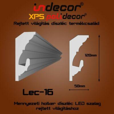 Lec-16 Mennyezeti rejtett világítás díszléc