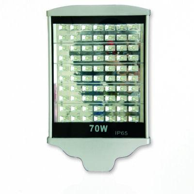 LED utcai lámpatest 70W, 230V, fehér fény
