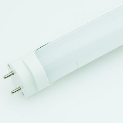 LED fénycső, T8, 60 cm, 9W, 230V, matt, meleg fehér