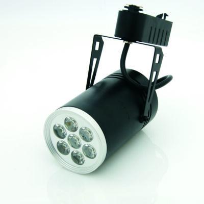 LED reflektor 7*1W, beltéri, meleg fehér fény