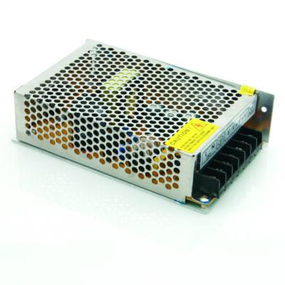 Tápegység LED szalagokhoz 120W, 10A, 12V, fém ház