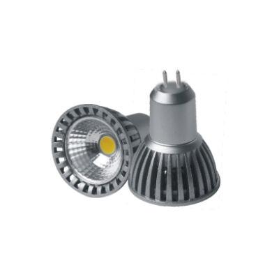 LED spot, MR16, 3W, 12V, COB, semleges fehér fény