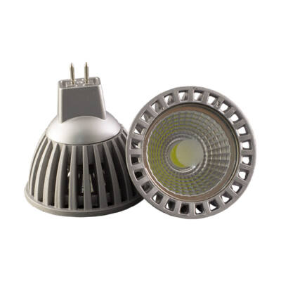 LED spot, MR16, 4W, 12V, COB, semleges fehér
