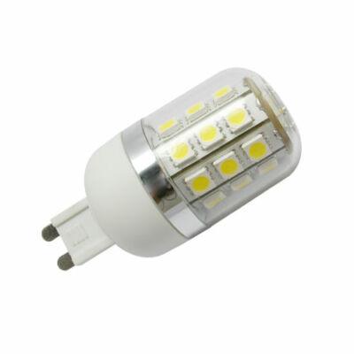 LED égő, G9, 4W, 230V, fehér fény