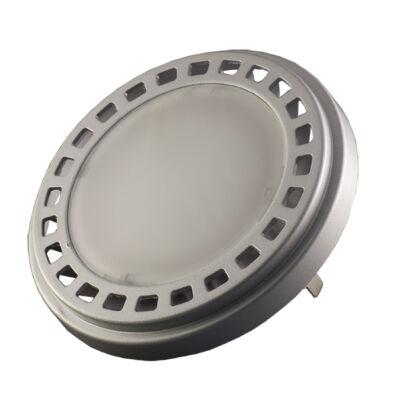 LED spot, AR111, 15W, 12V, meleg fehér