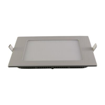 LED panel (modul), 12W, beépíthető, négyszögletes, semleges fehér