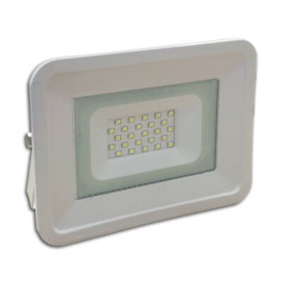 LED SMD reflektor 30W, kültéri, meleg fehér fény, IP65