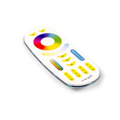Érintésérzékeny RF RGB+CCT LED vezérlő 12V 4 zónás