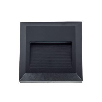 Oldalfali LED irányfény (2W) meleg fehér 230V IP65