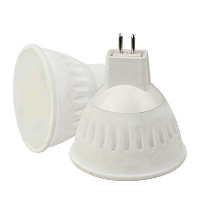 LED spot, MR16, 7W, DC 12V, meleg fehér fény