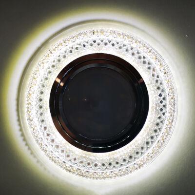 Beépíthető spot keret világítással