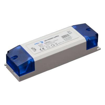 Tápegység LED szalagokhoz 60W, 12V, 5A műanyag ház