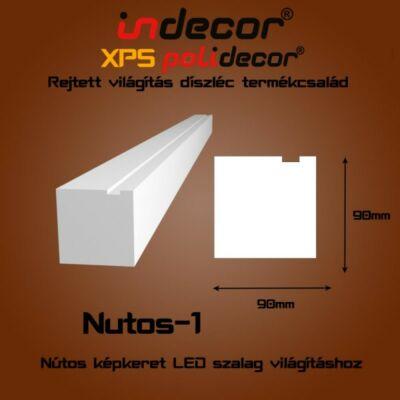 Nutos-1 Nútos képkeret - négyzet
