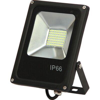 LED SMD reflektor 50W, kültéri, ZÖLD - IP66