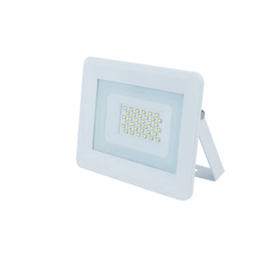 LED SMD reflektor 30W, kültéri, semleges fehér fény, IP65